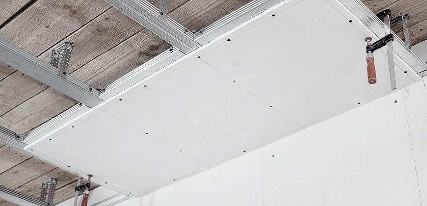 Plaque de finition plafond isotip asnieres sur seine for Peinture pour plafond